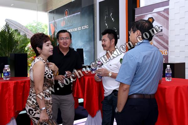 Tổ chức sự kiện Lễ khai trương Showroom HDKing Phú Mỹ Hưng - Công ty Thế Giới Công Nghệ - 14