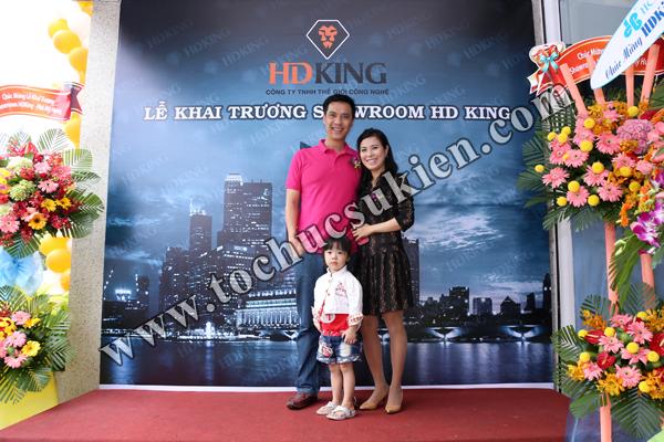 Tổ chức sự kiện Lễ khai trương Showroom HDKing Phú Mỹ Hưng - Công ty Thế Giới Công Nghệ - 15