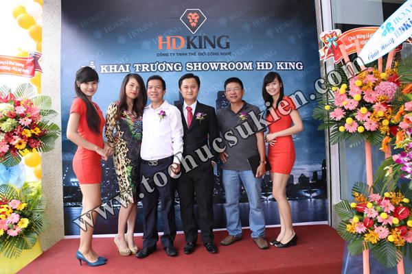 Tổ chức sự kiện Lễ khai trương Showroom HDKing Phú Mỹ Hưng - Công ty Thế Giới Công Nghệ - 16