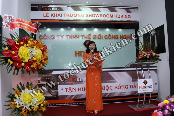 Tổ chức sự kiện Lễ khai trương Showroom HDKing Phú Mỹ Hưng - Công ty Thế Giới Công Nghệ - 17