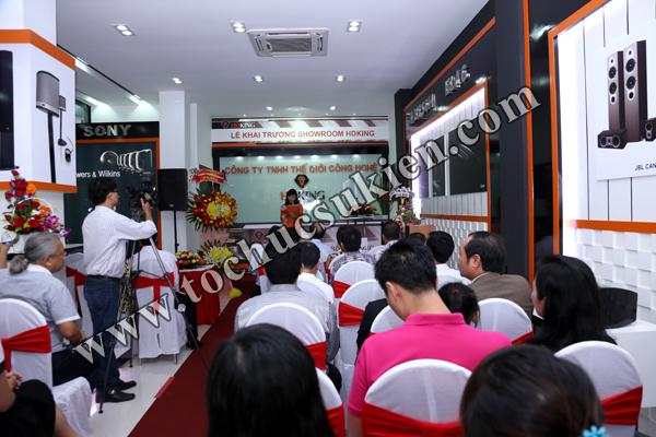 Tổ chức sự kiện Lễ khai trương Showroom HDKing Phú Mỹ Hưng - Công ty Thế Giới Công Nghệ - 18