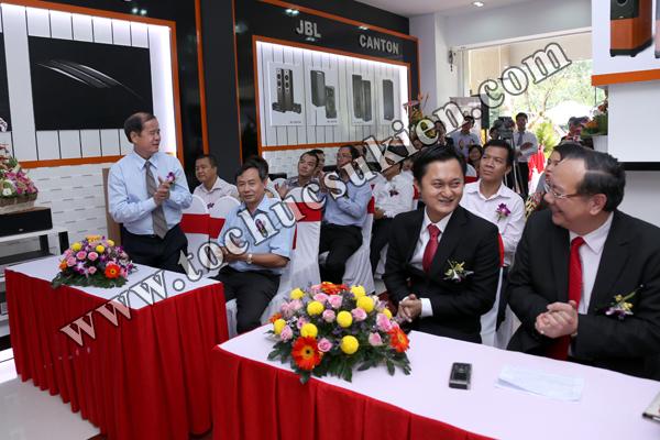 Tổ chức sự kiện Lễ khai trương Showroom HDKing Phú Mỹ Hưng - Công ty Thế Giới Công Nghệ - 19