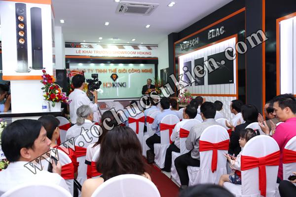 Tổ chức sự kiện Lễ khai trương Showroom HDKing Phú Mỹ Hưng - Công ty Thế Giới Công Nghệ - 21