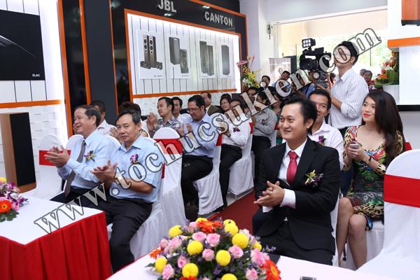 Tổ chức sự kiện Lễ khai trương Showroom HDKing Phú Mỹ Hưng - Công ty Thế Giới Công Nghệ - 22