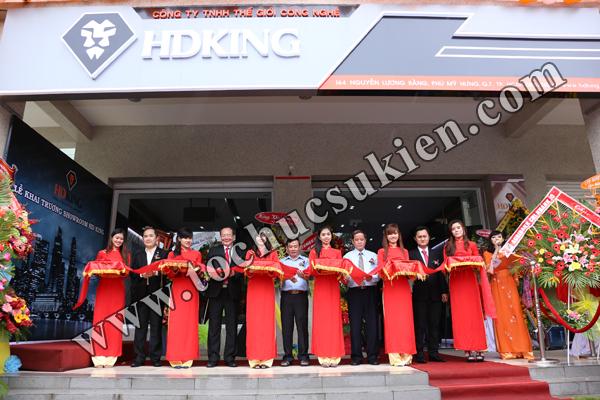 Tổ chức sự kiện Lễ khai trương Showroom HDKing Phú Mỹ Hưng - Công ty Thế Giới Công Nghệ - 25