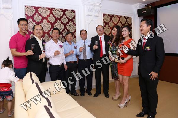 Tổ chức sự kiện Lễ khai trương Showroom HDKing Phú Mỹ Hưng - Công ty Thế Giới Công Nghệ - 29