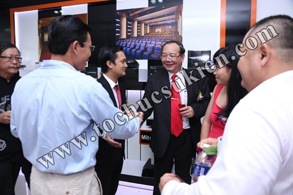 Tổ chức sự kiện Lễ khai trương Showroom HDKing Phú Mỹ Hưng - Công ty Thế Giới Công Nghệ - 35