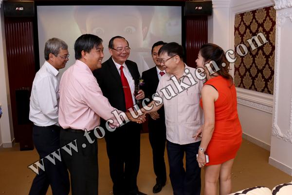 Tổ chức sự kiện Lễ khai trương Showroom HDKing Phú Mỹ Hưng - Công ty Thế Giới Công Nghệ - 36