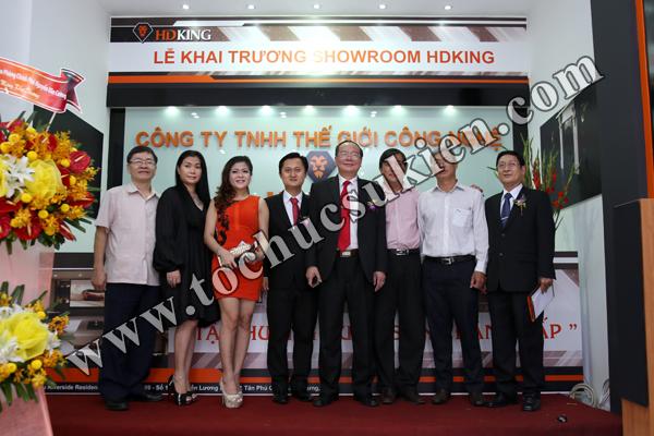 Tổ chức sự kiện Lễ khai trương Showroom HDKing Phú Mỹ Hưng - Công ty Thế Giới Công Nghệ - 37