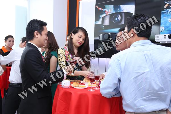 Tổ chức sự kiện Lễ khai trương Showroom HDKing Phú Mỹ Hưng - Công ty Thế Giới Công Nghệ - 38