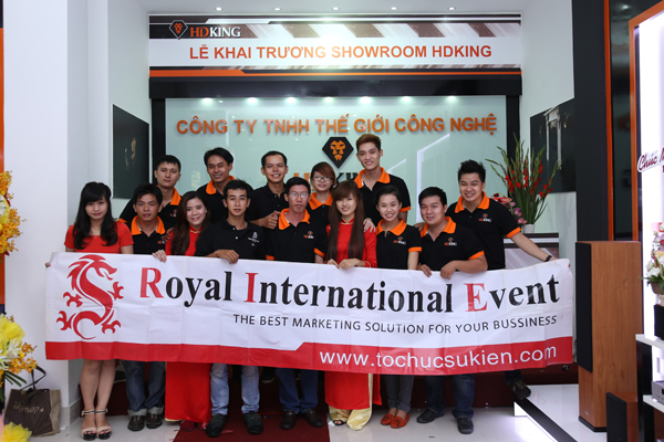 Tổ chức sự kiện Lễ khai trương Showroom HDKing Phú Mỹ Hưng - Công ty Thế Giới Công Nghệ - 39