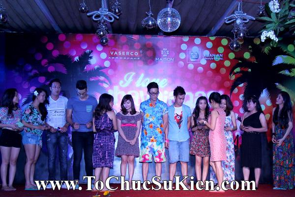 Tổ chức sự kiện Tiệc Tất Niên Công ty MAISON - 08