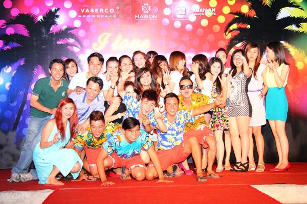 Tổ chức sự kiện Tiệc Tất Niên Công ty MAISON - 25