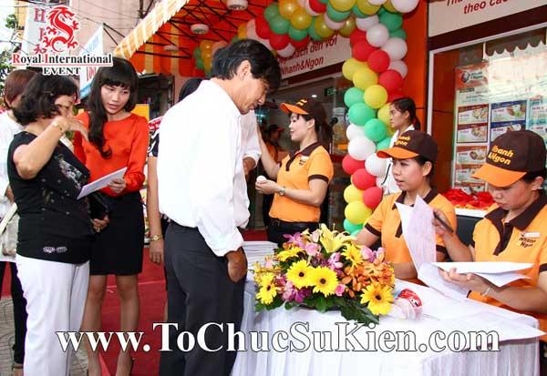 Tổ chức sự kiện khai trương nhà hàng Nhanh & Ngon - 02