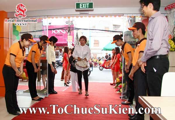 Tổ chức sự kiện khai trương nhà hàng Nhanh & Ngon - 04