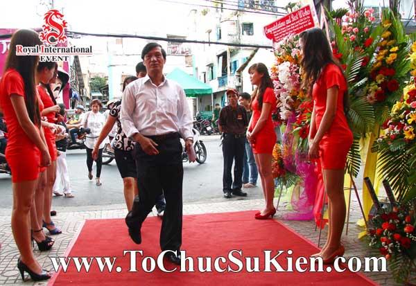 Tổ chức sự kiện khai trương nhà hàng Nhanh & Ngon - 06