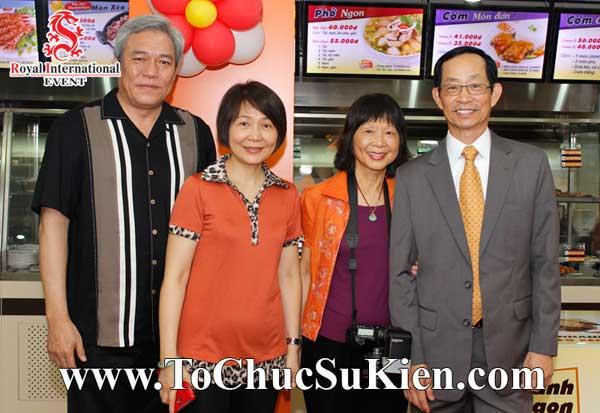 Tổ chức sự kiện khai trương nhà hàng Nhanh & Ngon - 07