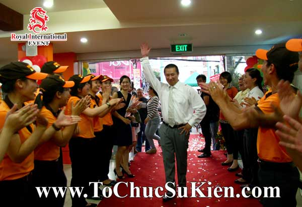 Tổ chức sự kiện khai trương nhà hàng Nhanh & Ngon - 14