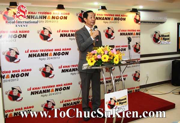 Tổ chức sự kiện họp báo - Thành công trong tầm tay