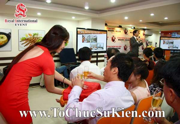 Tổ chức sự kiện khai trương nhà hàng Nhanh & Ngon - 20