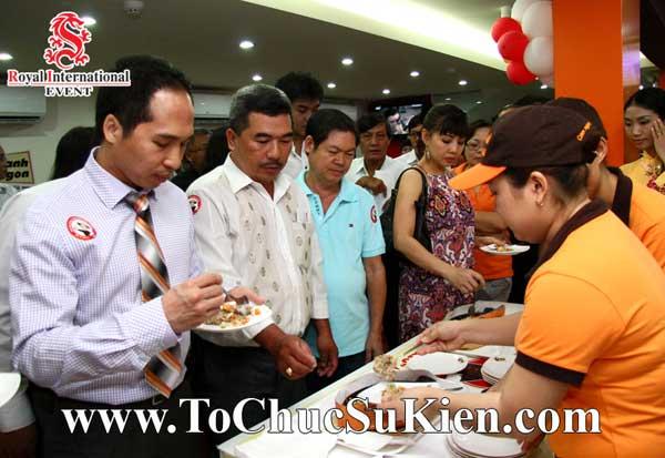 Tổ chức sự kiện khai trương nhà hàng Nhanh & Ngon - 24