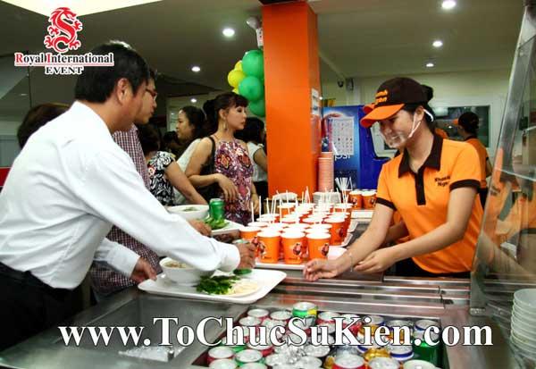 Tổ chức sự kiện khai trương nhà hàng Nhanh & Ngon - 25