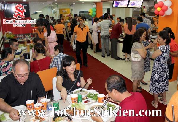 Tổ chức sự kiện khai trương nhà hàng Nhanh & Ngon - 28