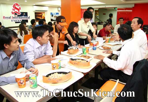 Tổ chức sự kiện khai trương nhà hàng Nhanh & Ngon - 29