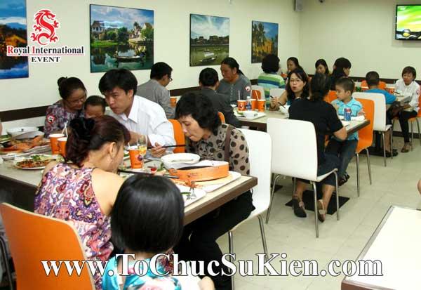 Tổ chức sự kiện khai trương nhà hàng Nhanh & Ngon - 30