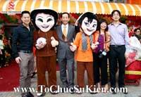 Tổ chức sự kiện khai trương nhà hàng Nhanh & Ngon