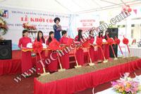 Tổ chức sự kiện Lễ khởi công Công trình Cải tạo Sửa chữa trường Cao đẳng Văn hoá nghệ thuật Tp.HCM