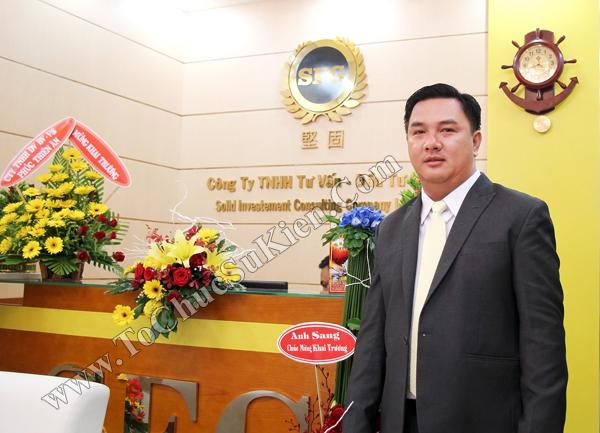 Tổ chức sự kiện Lễ khai trương Công ty TNHH Tư Vấn Đầu Tư SOLID - 04