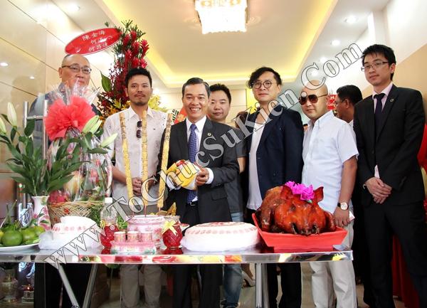Tổ chức sự kiện Lễ khai trương Công ty TNHH Tư Vấn Đầu Tư SOLID - 09