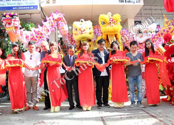 Tổ chức sự kiện Lễ khai trương Công ty TNHH Tư Vấn Đầu Tư SOLID - 14
