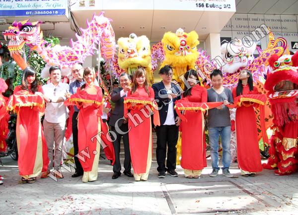 Tổ chức sự kiện Lễ khai trương Công ty TNHH Tư Vấn Đầu Tư SOLID - 15