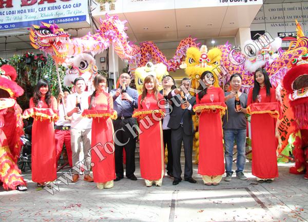 Tổ chức sự kiện Lễ khai trương Công ty TNHH Tư Vấn Đầu Tư SOLID - 16