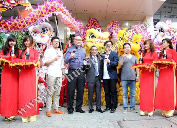 Tổ chức sự kiện Lễ khai trương Công ty TNHH Tư Vấn Đầu Tư SOLID - 17