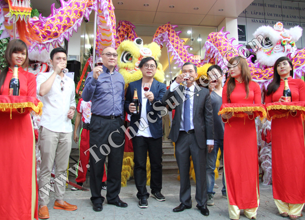 Tổ chức sự kiện Lễ khai trương Công ty TNHH Tư Vấn Đầu Tư SOLID - 18