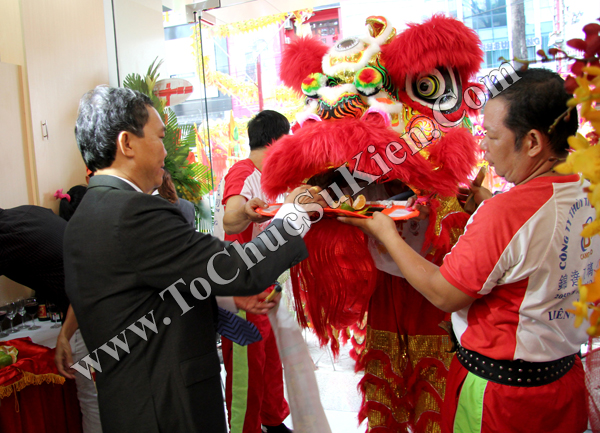 Tổ chức sự kiện Lễ khai trương Công ty TNHH Tư Vấn Đầu Tư SOLID - 19