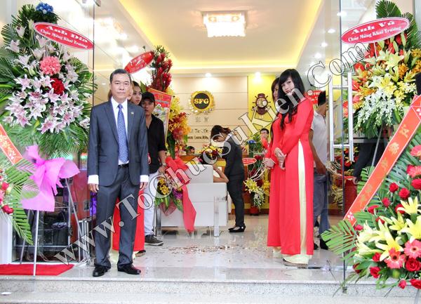 Tổ chức sự kiện Lễ khai trương Công ty TNHH Tư Vấn Đầu Tư SOLID - 21