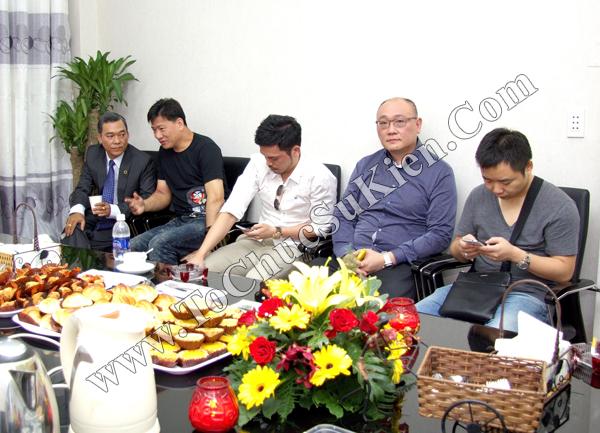 Tổ chức sự kiện Lễ khai trương Công ty TNHH Tư Vấn Đầu Tư SOLID - 30