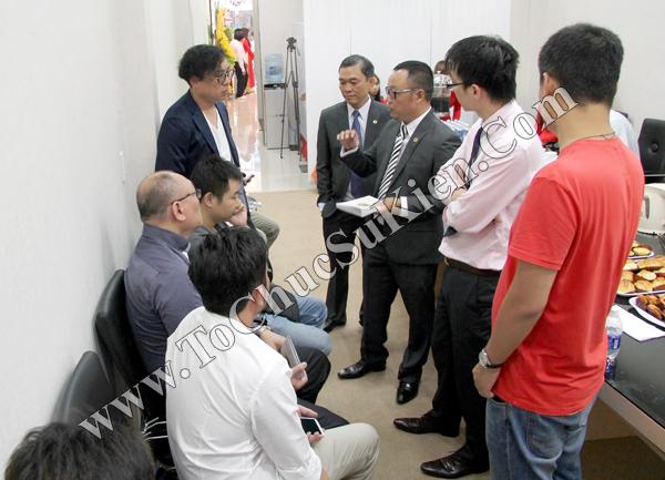 Tổ chức sự kiện Lễ khai trương Công ty TNHH Tư Vấn Đầu Tư SOLID - 31