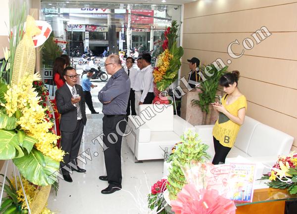 Tổ chức sự kiện Lễ khai trương Công ty TNHH Tư Vấn Đầu Tư SOLID - 32