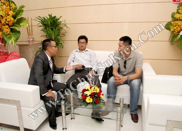 Tổ chức sự kiện Lễ khai trương Công ty TNHH Tư Vấn Đầu Tư SOLID - 34