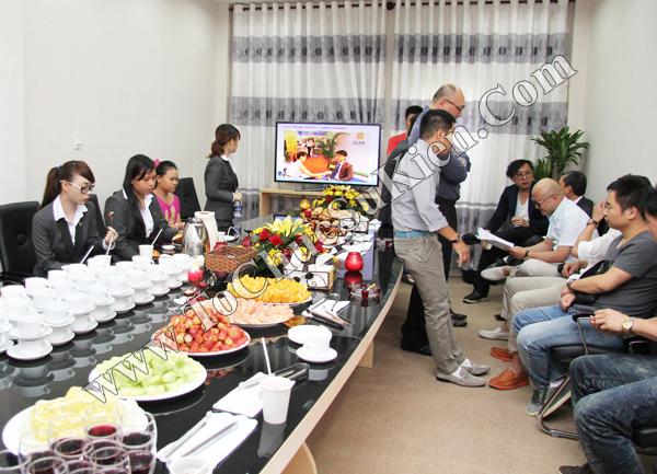 Tổ chức sự kiện Lễ khai trương Công ty TNHH Tư Vấn Đầu Tư SOLID - 35