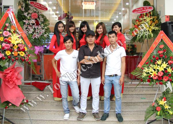 Tổ chức sự kiện Lễ khai trương Công ty TNHH Tư Vấn Đầu Tư SOLID - 37