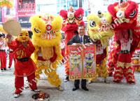 Tổ chức sự kiện Lễ khai trương Công ty TNHH Tư Vấn Đầu Tư SOLID