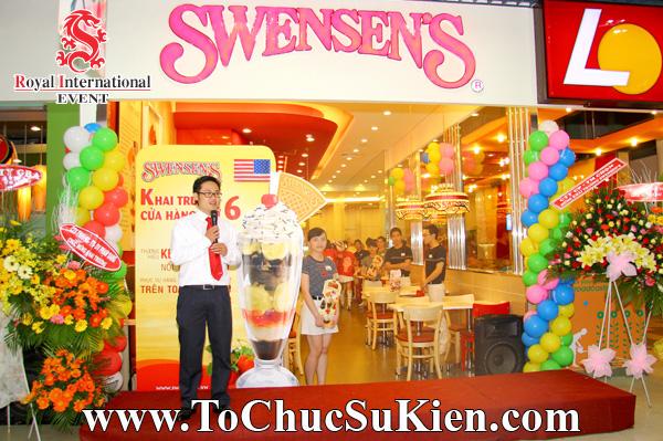 Tổ chức sự kiện Lễ khai trương Nhà hàng Swensen's thứ 6 tại BigC Hoàng Văn Thụ Tp.HCM - 03