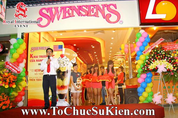 Tổ chức sự kiện Lễ khai trương Nhà hàng Swensen's thứ 6 tại BigC Hoàng Văn Thụ Tp.HCM - 05