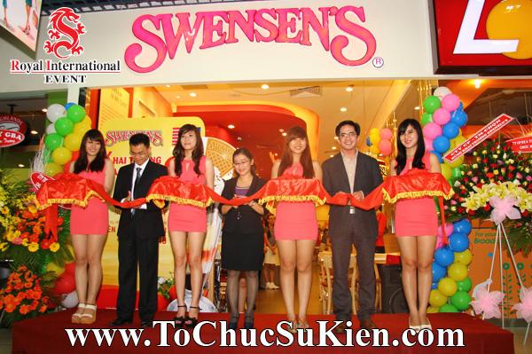 Tổ chức sự kiện Lễ khai trương Nhà hàng Swensen's thứ 6 tại BigC Hoàng Văn Thụ Tp.HCM - 06
